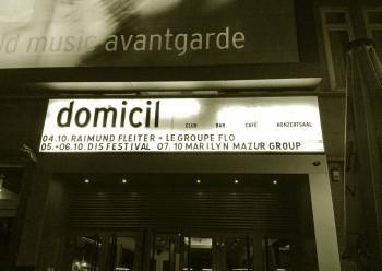 Lors de leur premier spectacle les sept musiciens du Groupe FLO ont été absolument convaincants …
