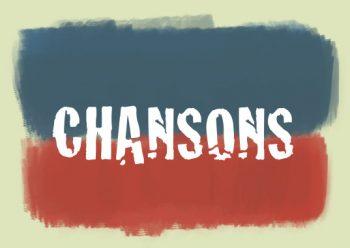 Pour mon projet actuel je souhaite enregistrer toutes mes chansons françaises.  Les quatre premiers titres sont déjà disponibles …